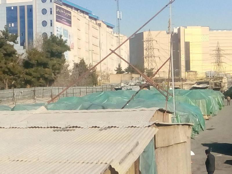 فروش زمین تجاری در تهران