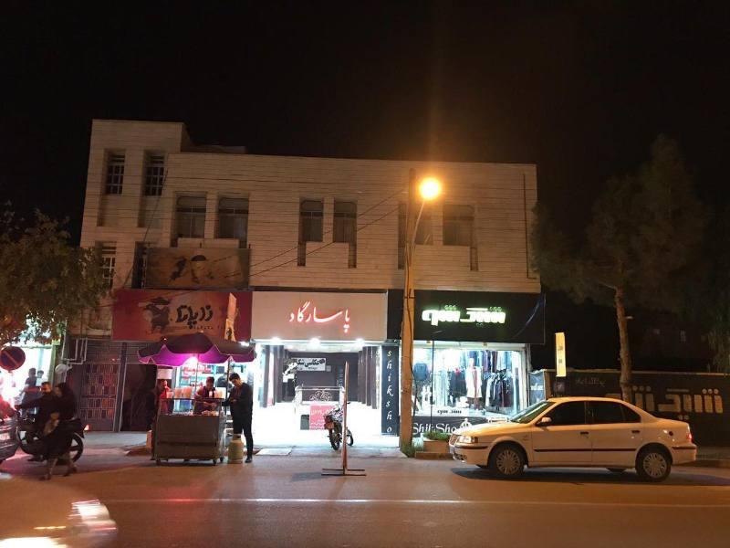 فروش مجتمع تجاری مسکونی در گرمسار