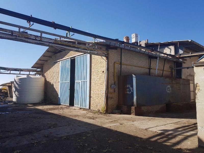 فروش مجتمع  کشت و صنعت  در قزوین