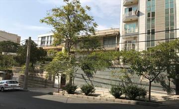 فروش خانه  ویلا  کلنگی در تهران یوسف آباد